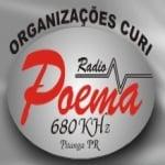 Logo da emissora R�dio Poema 680 AM