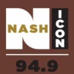 Logo da emissora Radio KYNF 94.9 FM