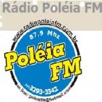 Logo da emissora Rádio Poléia 87.9 FM