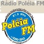 Logo da emissora R�dio Pol�ia 87.9 FM