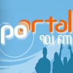 Logo da emissora Rádio Portal 90.1 FM