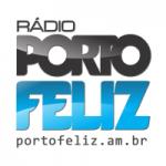 Logo da emissora Rádio Porto Feliz 1530 AM