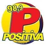 Logo da emissora R�dio Positiva 98.9 FM