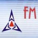 Logo da emissora Rádio Princesa 99.3 FM