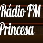 Logo da emissora R�dio Princesa 104.9 FM