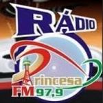 Logo da emissora R�dio Princesa 97.9 FM