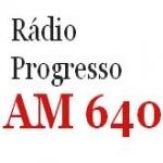Logo da emissora R�dio Progresso 640 AM