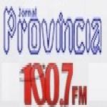 Logo da emissora R�dio Prov�ncia 100.7 FM