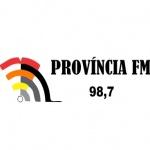 Logo da emissora R�dio Prov�ncia 98.7 FM