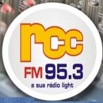 Logo da emissora R�dio RCC 95.3 FM