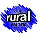 Logo da emissora R�dio Rural 1470 AM