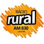 Logo da emissora R�dio Rural 830 AM