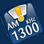 Logo da emissora Rádio Regional 1300 AM