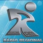 Logo da emissora Rádio Regional 580 AM