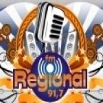 Logo da emissora R�dio Regional 91.7 FM