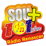 Logo da emissora R�dio 101.5 FM