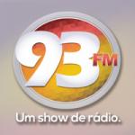 Logo da emissora Rádio Resistência 93.7 FM