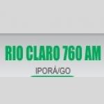 Logo da emissora R�dio Rio Claro 760 AM