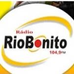 Logo da emissora R�dio Rio Bonito 104.9 FM