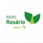 Logo da emissora Rádio Rosário 1190 AM