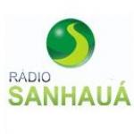 Logo da emissora R�dio Sanhau� 1280 AM
