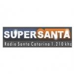 Logo da emissora Rádio Santa Catarina 1210 AM