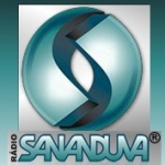 Logo da emissora R�dio Sananduva 990 AM