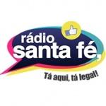 Logo da emissora R�dio Santa F� 930 AM