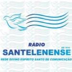 Logo da emissora Rádio Santelenense 1010 AM