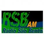 Logo da emissora Rádio São Bento 1450 AM