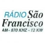 Logo da emissora Rádio São Francisco 870 AM