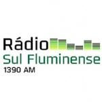 Logo da emissora R�dio Sul Fluminense 1390 AM 96.1 FM
