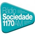 Logo da emissora R�dio Sociedade 1170 AM