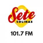 Logo da emissora Rádio Sete Colinas 1120 AM