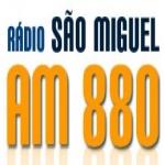 Logo da emissora R�dio S�o Miguel 880 AM
