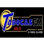 Logo da emissora R�dio Tabocas FM 98.5