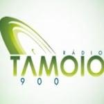 Logo da emissora Rádio Tamoio 900 AM