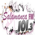 Logo da emissora Rádio Salamanca 101.3 FM