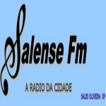 Logo da emissora Rádio Salense 104.9 FM