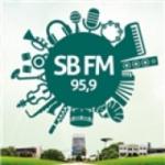 Logo da emissora R�dio Santa B�rbara 95.9 FM