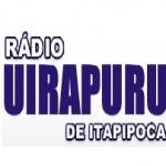Logo da emissora R�dio Uirapuru 570 AM