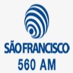 Logo da emissora R�dio S�o Francisco Sat 560 AM