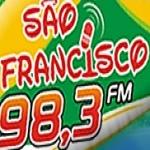 Logo da emissora Rádio São Francisco 98.3 FM