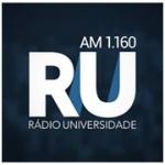 Logo da emissora Rádio Universidade 1160 AM