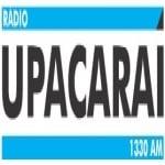 Logo da emissora R�dio Upacara� 1330 AM