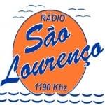 Logo da emissora Rádio São Lourenço 1190 AM