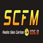 Logo da emissora R�dio S�o Carlos 105.9 FM