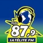 Logo da emissora R�dio Sat�lite FM