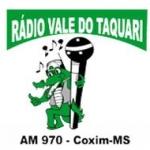Logo da emissora Rádio Vale do Taquari 970 AM
