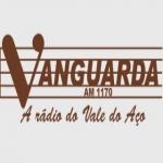 Logo da emissora Rádio Vanguarda 1170 AM